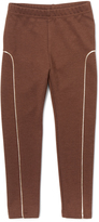E-Land Kids Brown Fashion Pants - Toddler & Girls