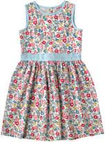 Cath Kidston Walton Rose Scallop Dress Size 1-2