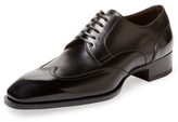 Tom Ford Wingtip Leather Derby
