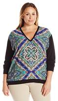 Single Dress Women's Plus Size Ephiphany Sweatshirt