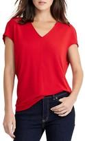 Lauren Ralph Lauren Dolman Sleeve Jersey Top