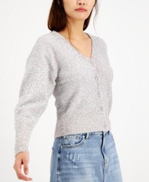 INC International Concepts Inc Shine Cardigan, Created for Macy's