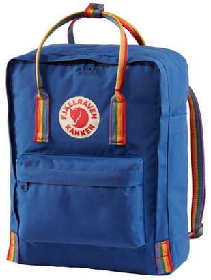 Fjallraven Kanken Rainbow Water Resistant Backpack