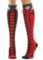 34b6338093f Red Knee High Socks - ShopStyle Canada