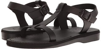 Jerusalem Sandals Bathsheba - Womens (Black) Women's Shoes