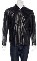Salvatore Ferragamo Fine Leather Jacket