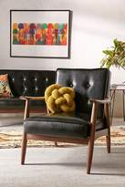 Urban Outfitters Wyatt Vegan Leather Chair