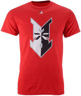Majestic Men's Indianapolis Indians Primary Club Logo T-Shirt