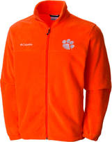 Columbia Men's Clemson Tigers College Flanker II Full-Zip Jacket