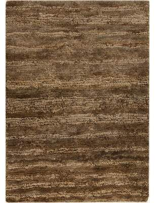 Levi's Williston Forge Handwoven Flatweave Brown Rug Williston Forge Rug Size: Rectangle 2' x 3'