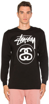 Stussy Stock Link L/S Tee