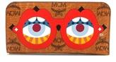 MCM Craig & Karl Limited Edition Print Sunglasses Case