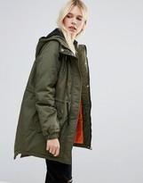 Noisy May Thule Padded Parka Jacket
