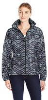 Columbia Women's Benton Springs Print Full Zip