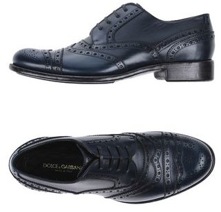 Dolce & Gabbana Lace-up shoe