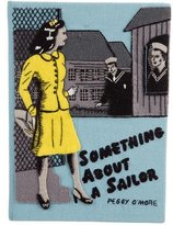 Olympia Le-Tan Something About A Sailor By Peggy O'More Book Clutch