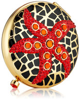 Estee Lauder Limited Edition Jeweled Starfish Powder Compact by Monica Rich Kosann