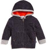 Splendid Boys' Hooded French Terry Jacket - Sizes 2-7