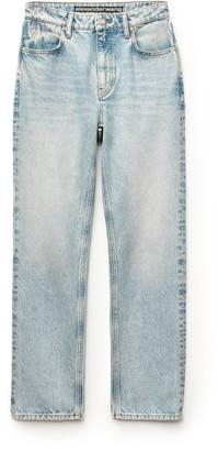 Denim cult zip jeans