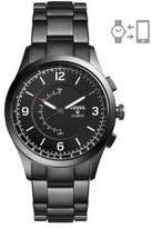 Fossil Q Activist Hybrid Stainless Steel Bracelet Smartwatch