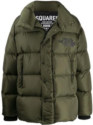 DSQUARED2 Oversized Padded Jacket