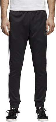 adidas mens SST Track Pants Capris