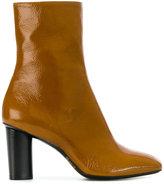 Barbara Bui seam detail ankle boots