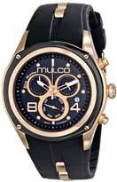Mulco Unisex MW1-29902-025 Analog Display Swiss Quartz Watch