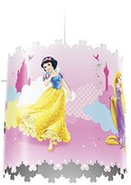 Philips Disney Princess Children's Ceiling Pendant Lightshade, Pink