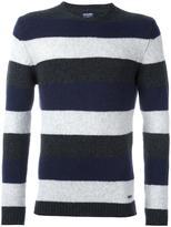 Woolrich striped jumper - men - Polyamide/Wool - L