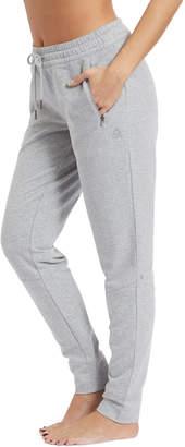 Reebok Women's Sweatpants GREY - 30'' Gray Heather Slim Joggers - Women