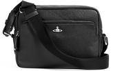 Vivienne Westwood Small Milano Crossbody Bag 131259 Black