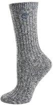 Timberland Women's Marled 2-Pack Crew Socks