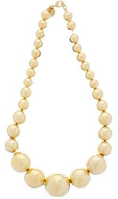 Carolina Herrera Sphere Necklace - Womens - Gold