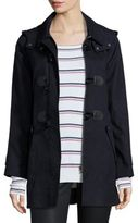 Joie Hester Cotton Duffle Coat