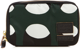 Marni X Porter pop-print small zip-around wallet