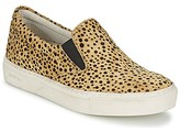 Maruti BERRY women's Slip-ons (Shoes) in Brown
