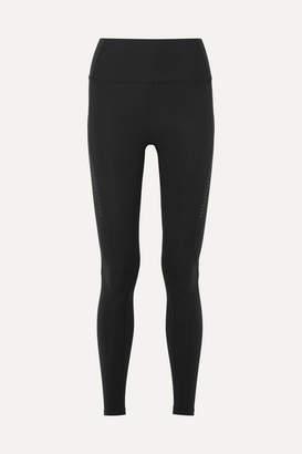 LNDR Limitless Night Stretch-knit Leggings - Black