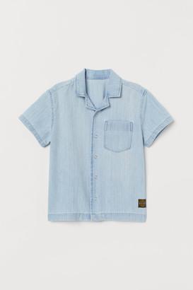 H&M Denim Shirt - Blue