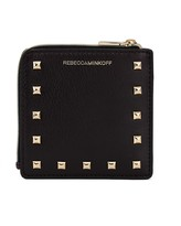 Sammy Square Pouch with Studs