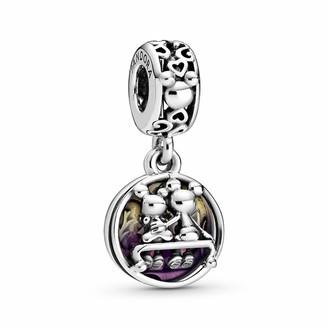Pandora Women Sterling Silver Other Form Not Applicable Charm - 798866C01