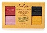 Shea Moisture SheaMoisture Manuka Honey & Mafura Oil Our Best Loved Soap Set In Box