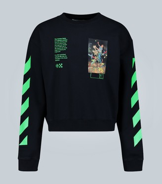 Off-White Pascal Painting crewneck sweatshirt