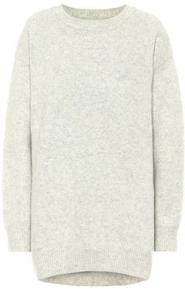 Etoile Isabel Marant Danaelle wool-blend sweater dress