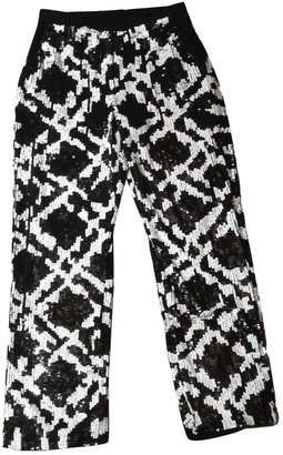Whistles Multicolour Trousers for Women