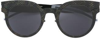 Mykita Maison Margiela x round sunglasses