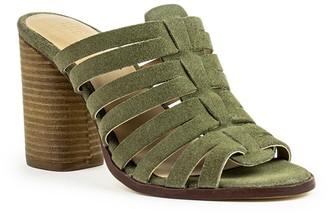 Crevo Hazelle Block Heel Sandal