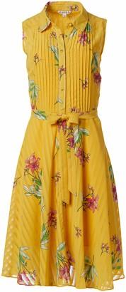 Nanette Lepore Women's A-Line Shirtdress