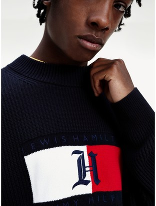 Tommy Hilfiger Lewis Hamilton Organic Cotton Sweater