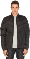Penfield Vanleer Down Insulated Bomber